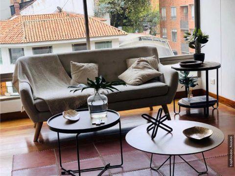 307 amplio apartamento de 263 m2 con balcon en chapinero
