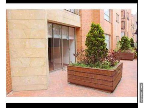 312 hermoso apartamento en la 91 con 9 de 243 m2 con terraza