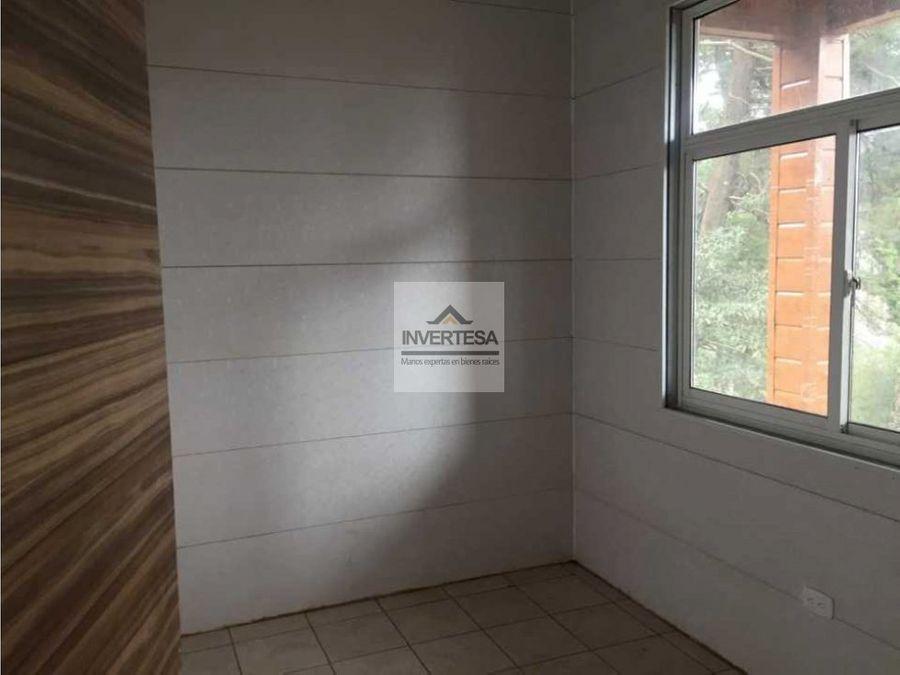 3 apartamentos estilo cabana
