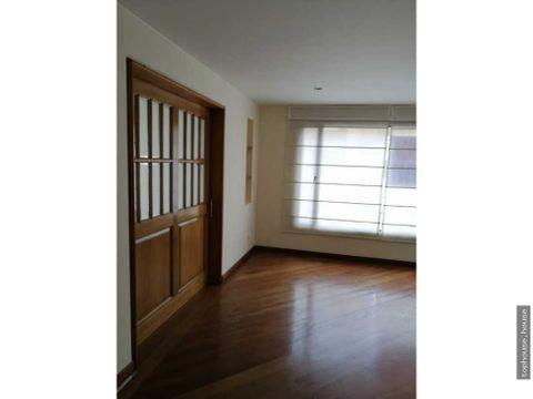 405 apartamento de 114 m2 en una de la mejores zonas de bogota