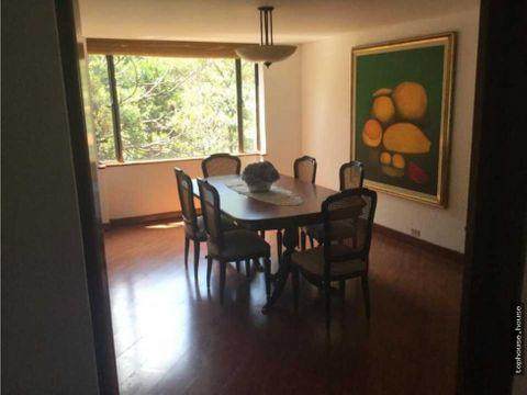 512 hermoso apartamento de 190 m2 amoblado