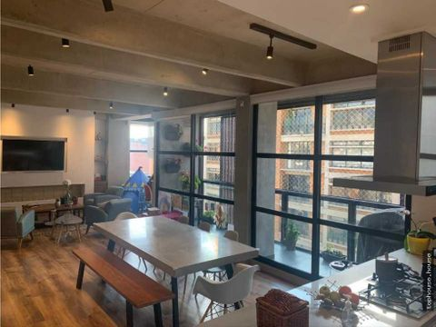 522 espectacular apartamento automatizado en edificio inteligente