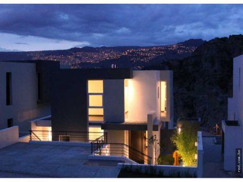 5 hermosas casas a estrenar en la escondida