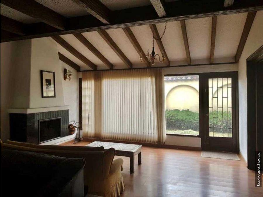 683 espectacular casa en cerros de niza de 667 m2 con 2 balcones