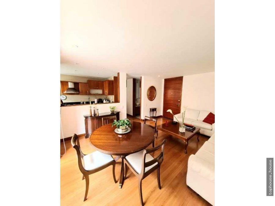 60 apartamento en chico navarra con balcon de 88 m2