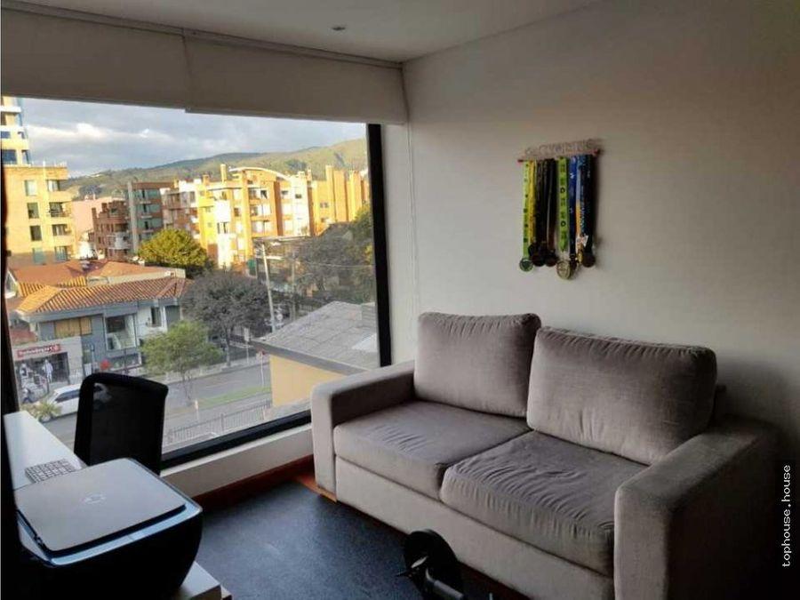801 espectacular apto en san patricio de 102 m2 en 4 piso
