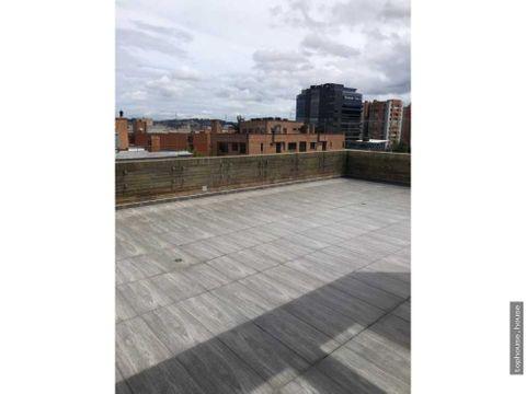 930 espectacular apto terraza ph santa barbara occidental nuevo