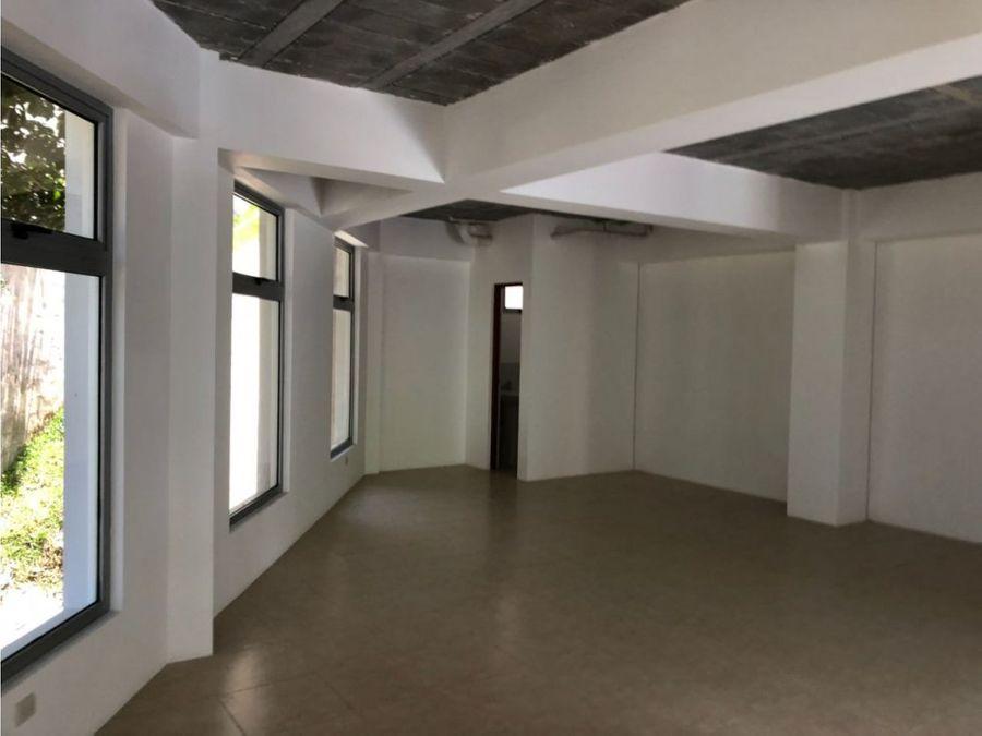 oficina en renta en plaza empresarial muxbal d