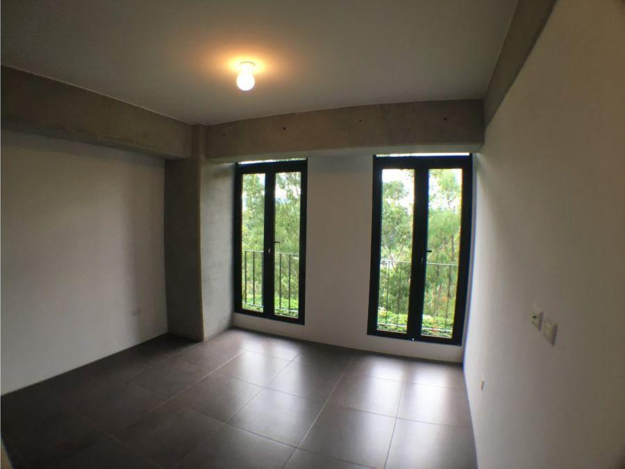 apartamento en renta en fabra zona 10 d