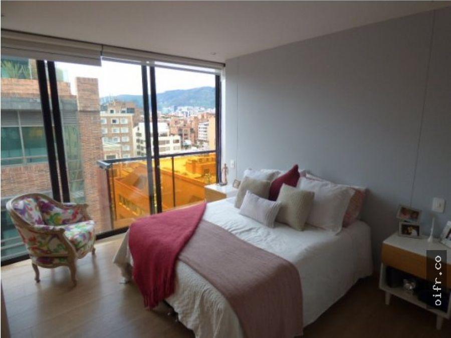 venta apartamento chico norte 84 mts
