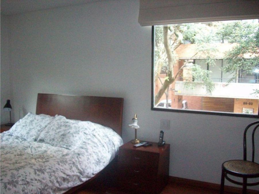 alquiler apartamento cabrera 210 mts
