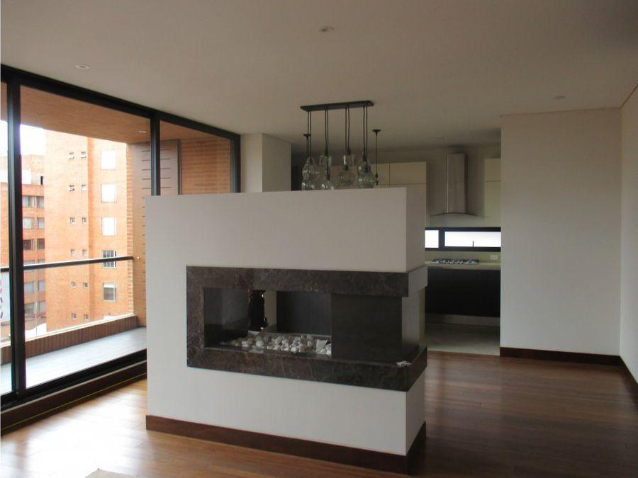 venta apartamento virrey 128 mts