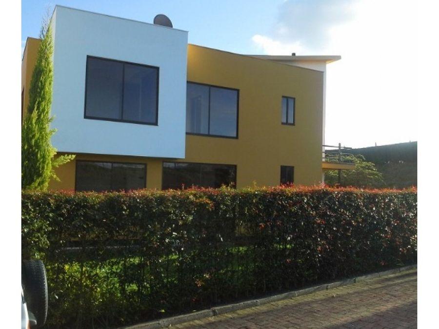 casa en venta cajica 450 millones
