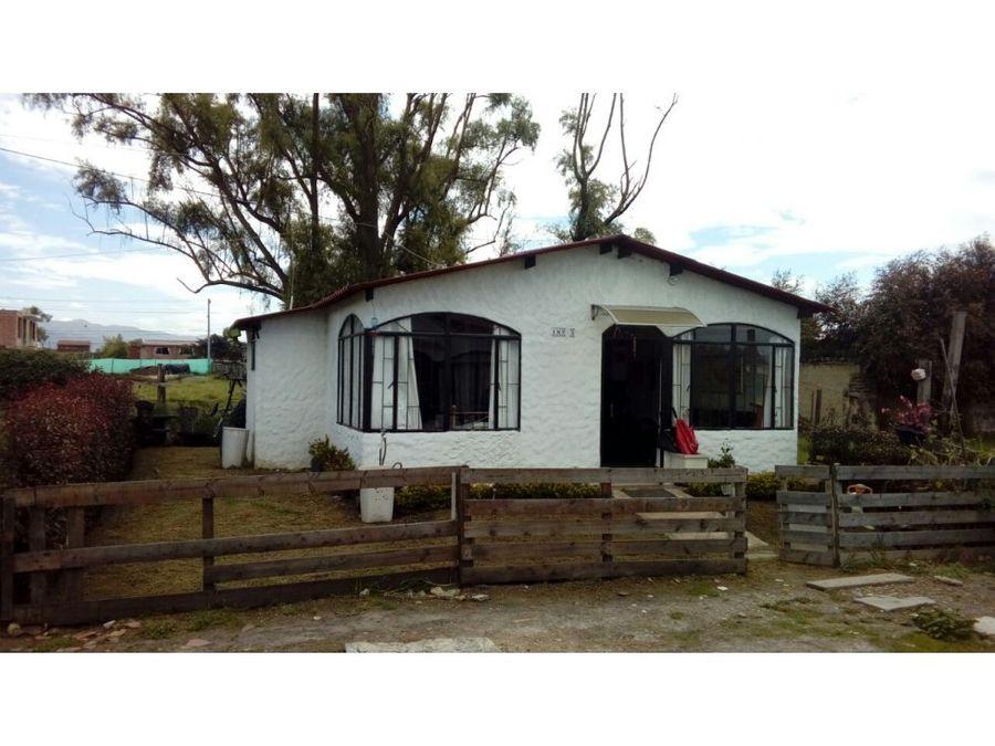 casa lote rural chia con casa 200 millones
