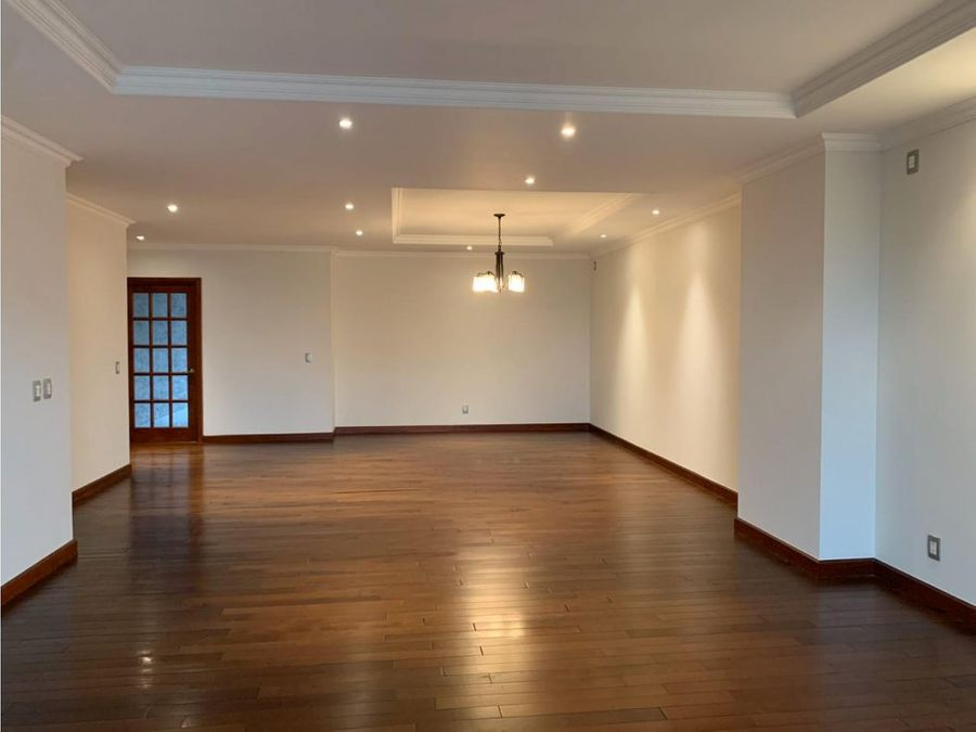 bello y amplio apartamento en alquier z 14