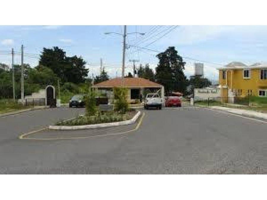 venta de casa en hacienda real zona 16
