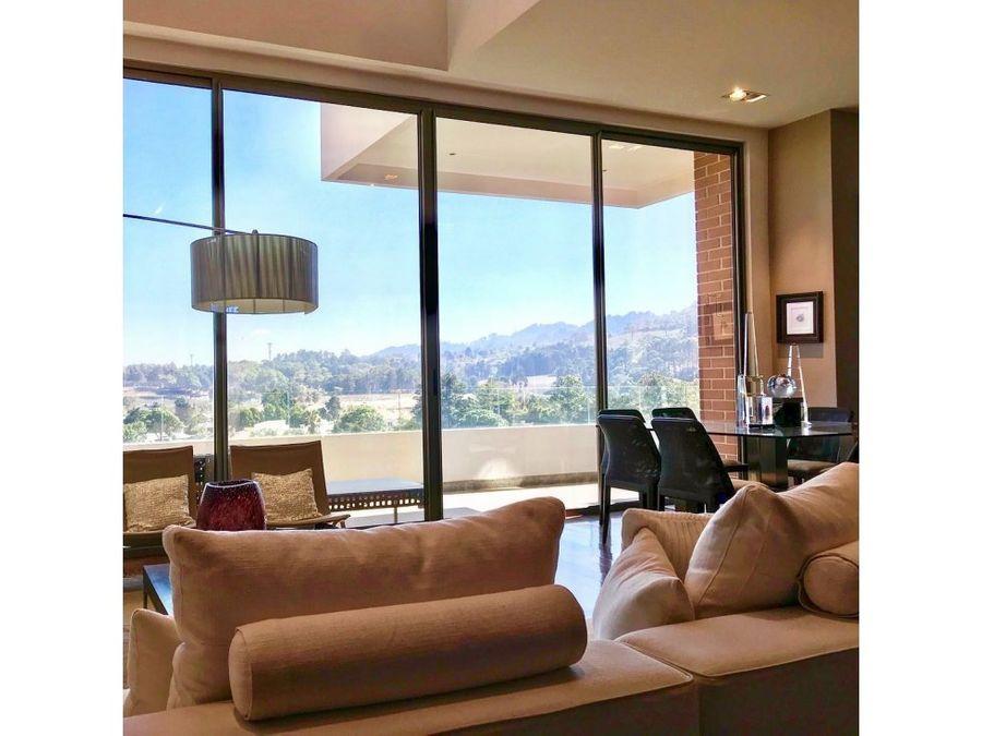 venta de pent house zona 15 vista hermosa 1