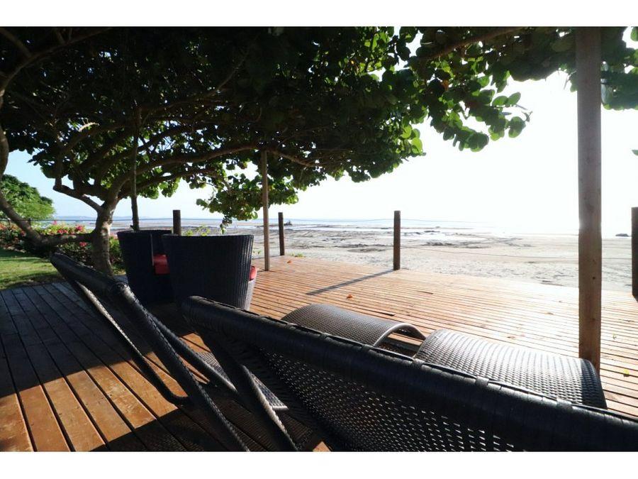 casa campestre punta canoa cartagena playa