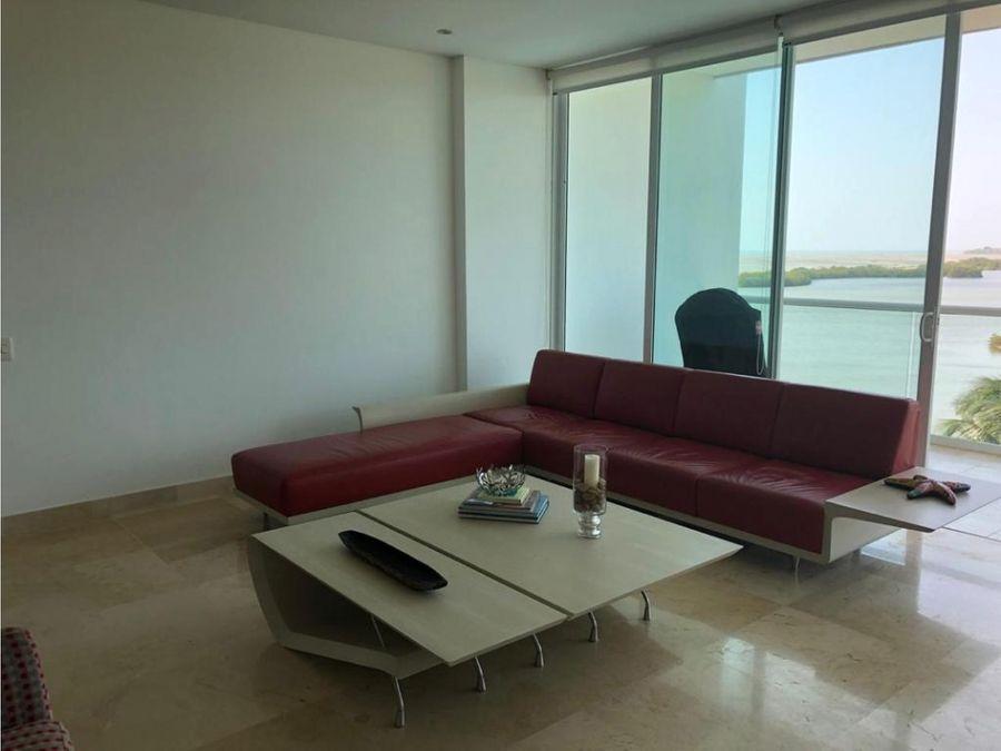 apartamento karibana beach torre bahia cartagena golf