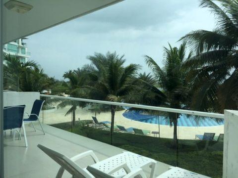 apartamento karibana beach golf cartagena