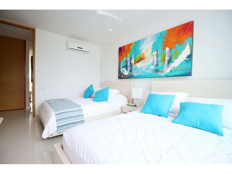 venta apartamento cartagena karibana golf beach