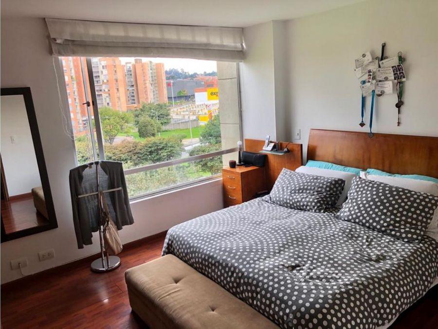 apartamento en colina campestre venta