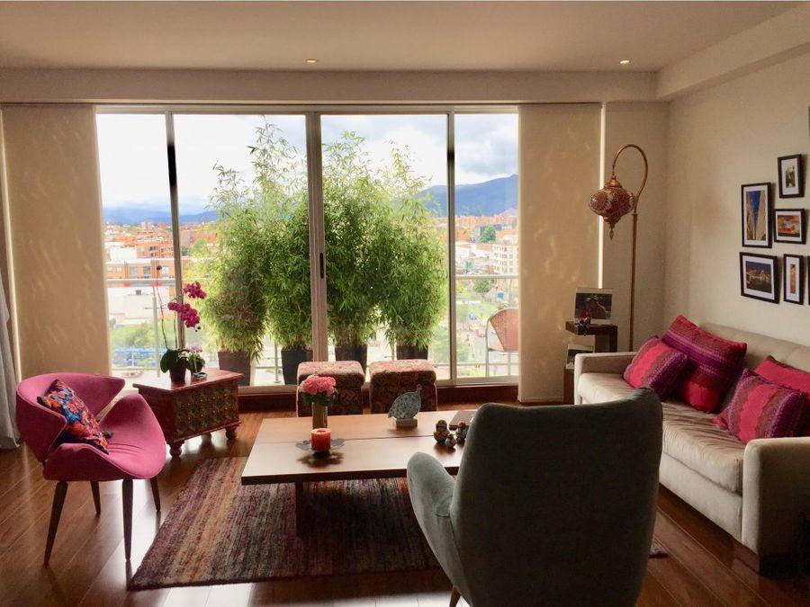 hermoso apartamento en calleja venta