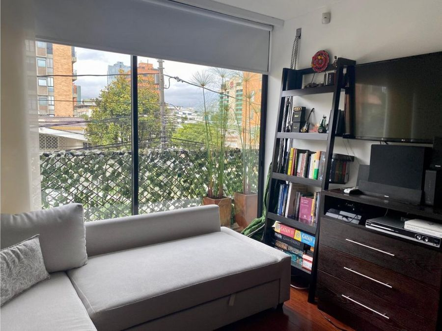 lindo apartamento exterior venta chico navarra