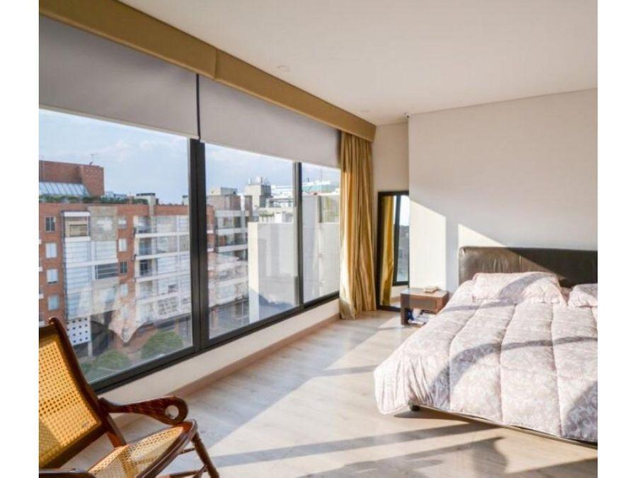 increible apartamento en chico reservado venta