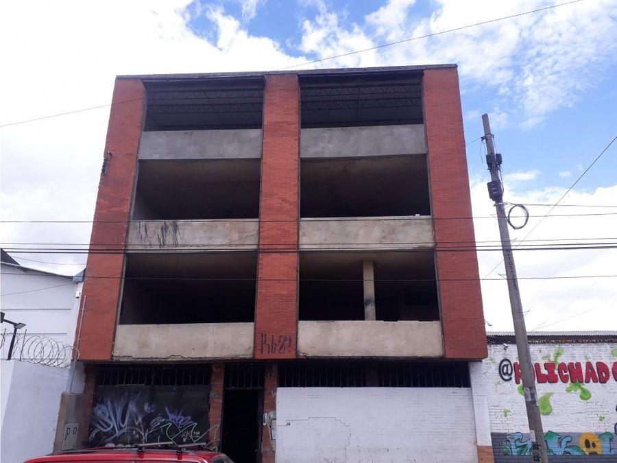 edificio para venta prado pinzon
