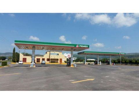 gasolinera en venta