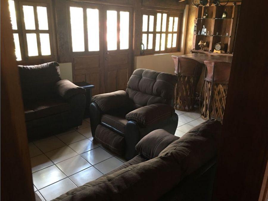 cabana en venta mazamitla