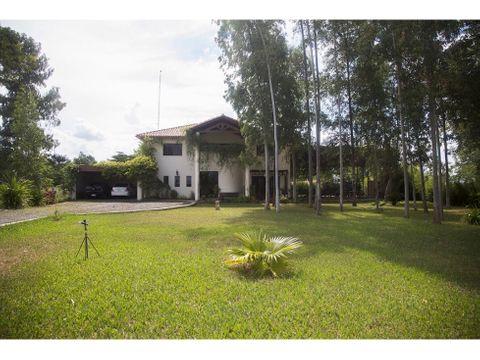 terres vende o alquila residencia en surubii