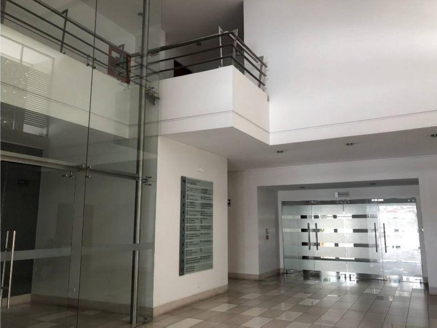amplia oficina 100 m2 av coruna arriendo