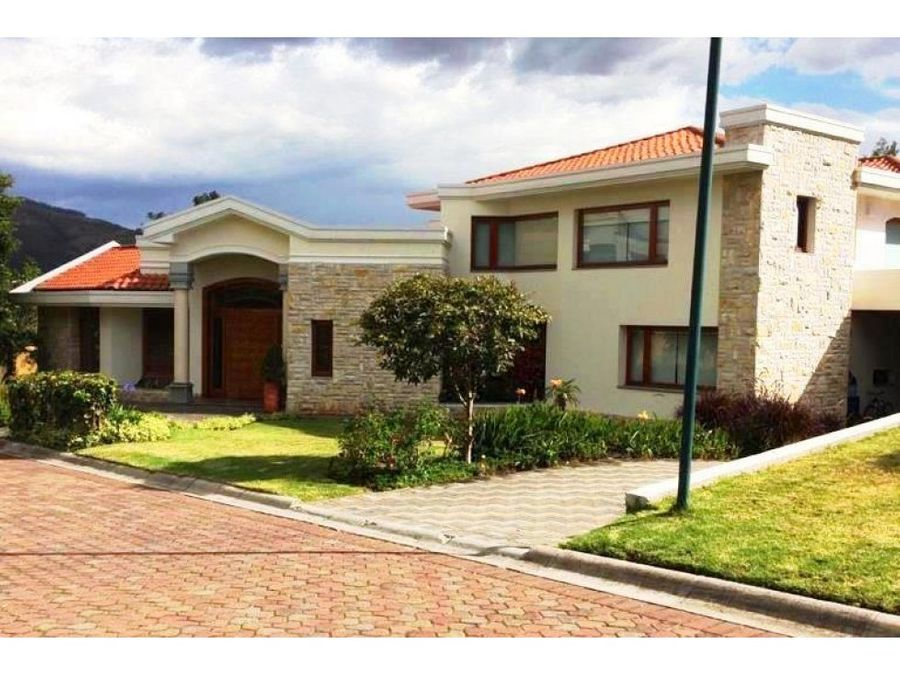 house mansion for rent in cumbaya diplomats expats