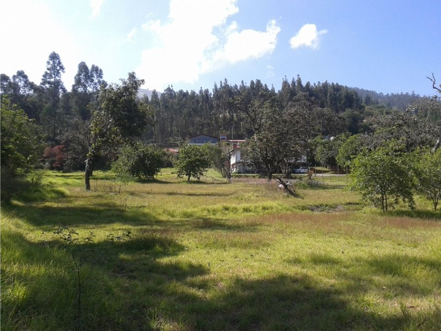c terreno de venta cumbaya tumbaco sector pacho salas