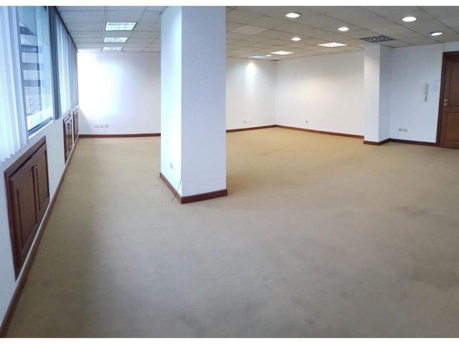oficina en arriendo 70 m2 cerca a la carolina