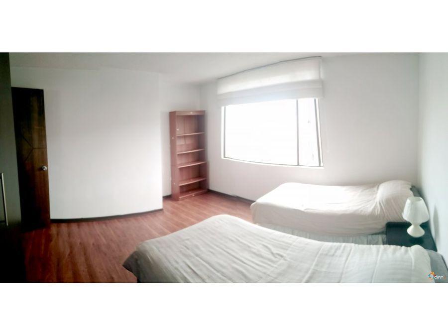 departamento full amoblado 3 dormitorios floresta arriendo