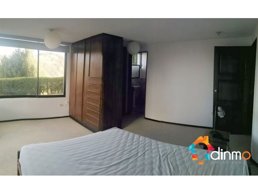 departamento en arriendo amoblado 2 dormitorios gonzalez suarez