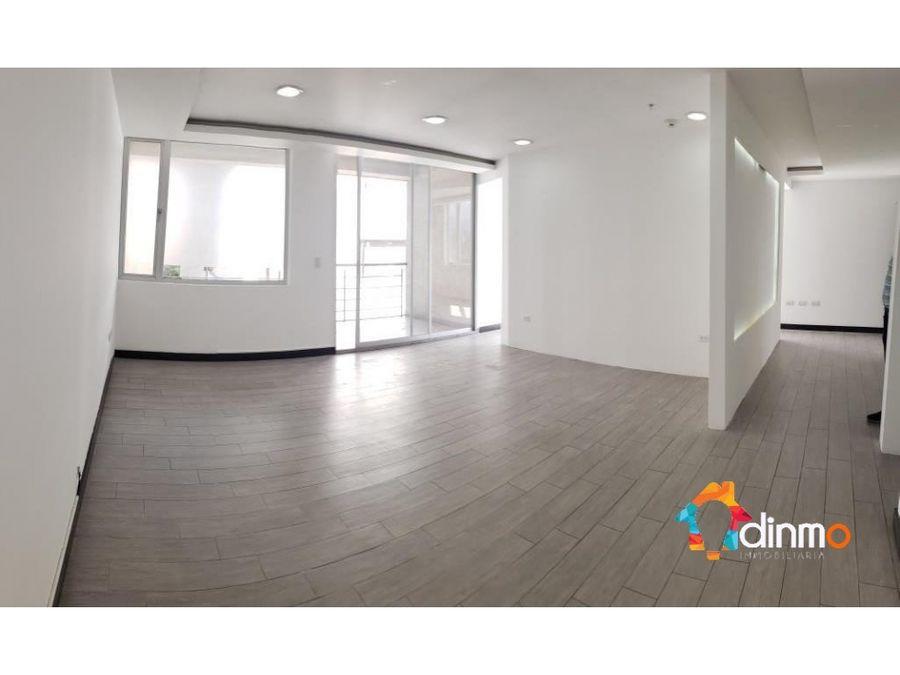 la carolina shyris oficina 60 m2 con divisiones en arriendo renta