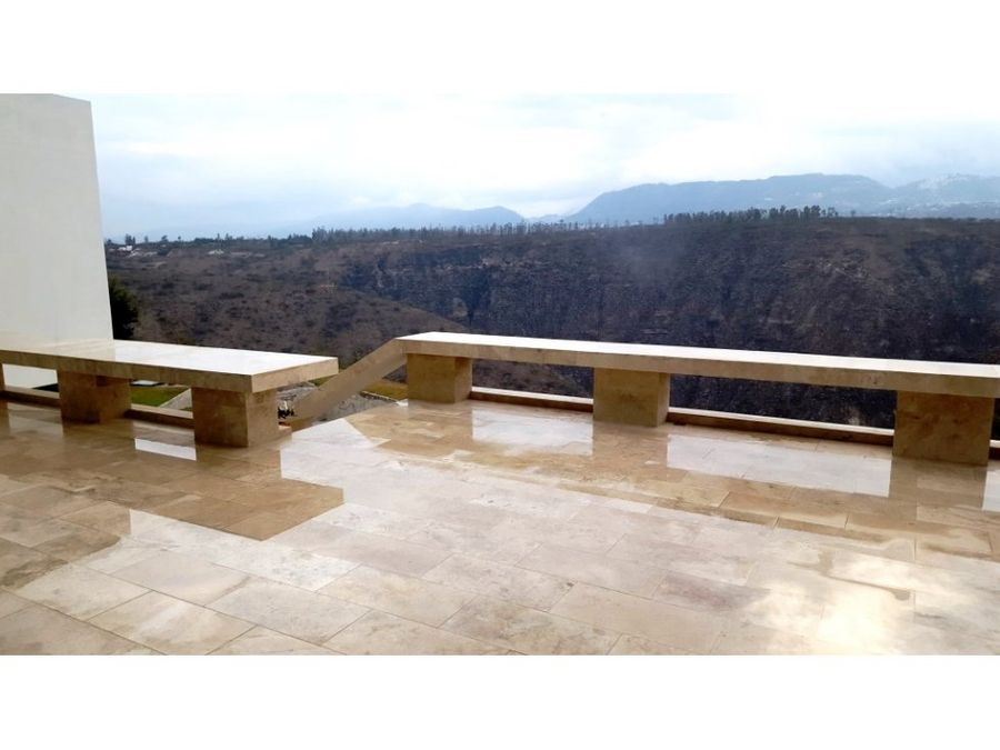 arrayanes mansion x estrenar vista panoramica