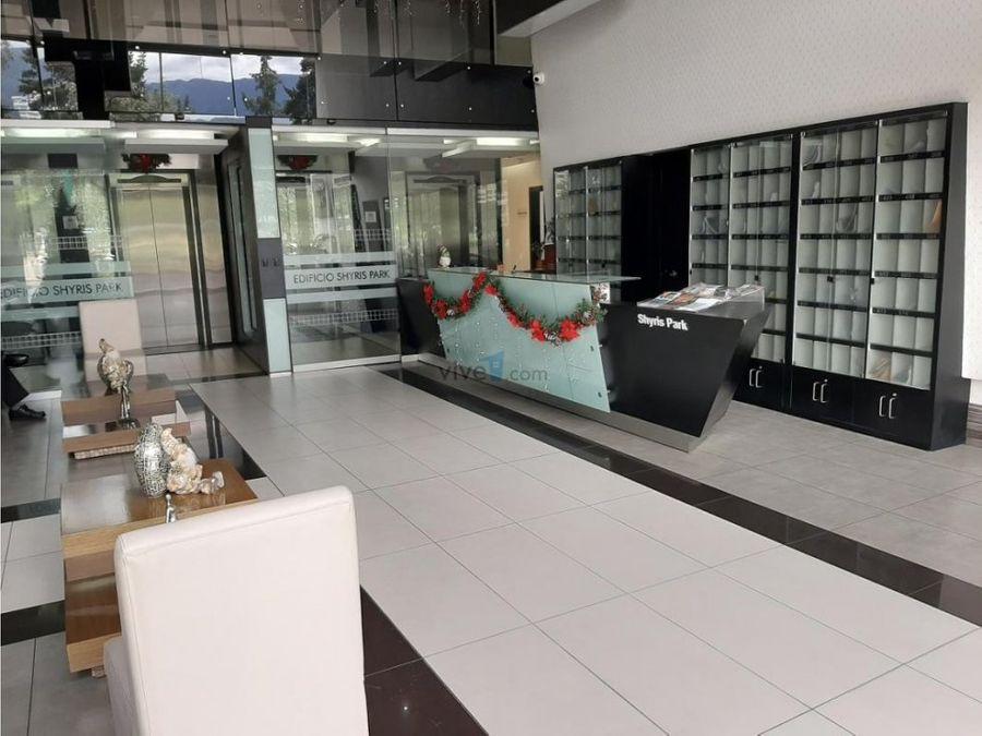 la carolina oficina de arriendo 89 m2