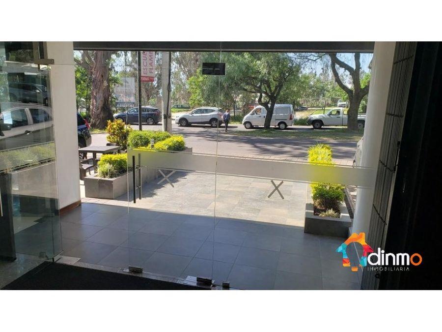 acogedora oficina vista frontal cumbaya
