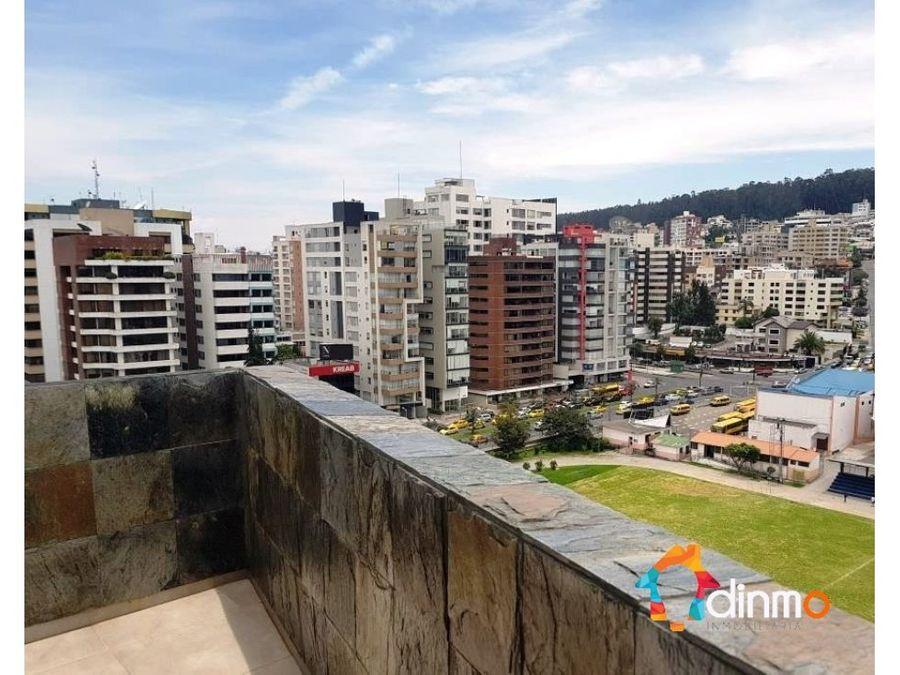 departamento amoblado 100 m2 av republica del salvador piso alto