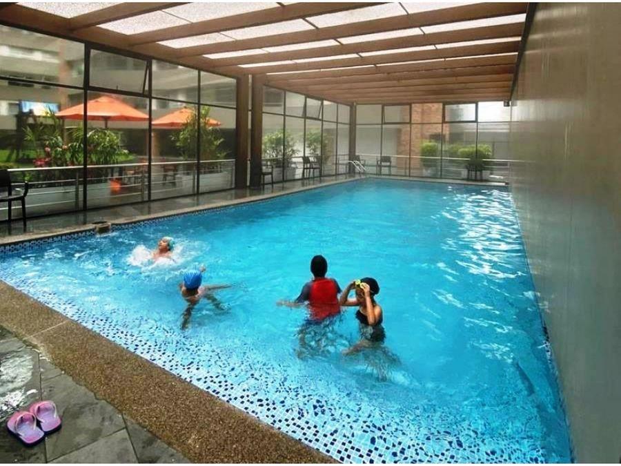 catalina park departamento con terraza piscina 2 dor arriendo