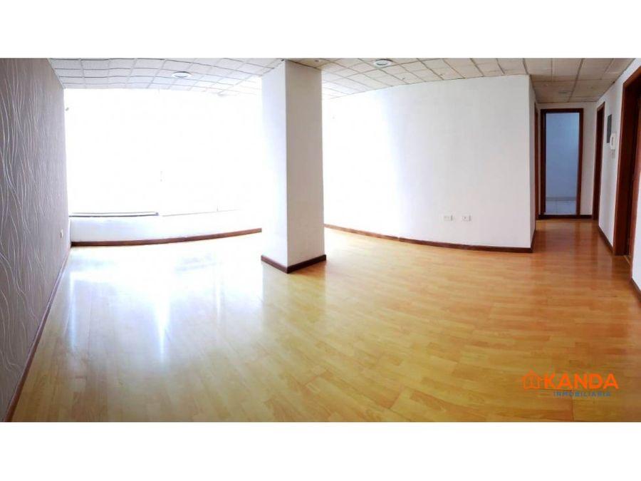 oficina arriendo 75 m2 republica del salvador