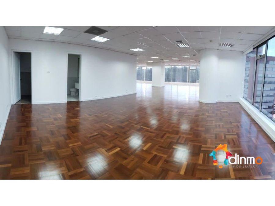 oficina 250 m2 en arriendo plaza artigas