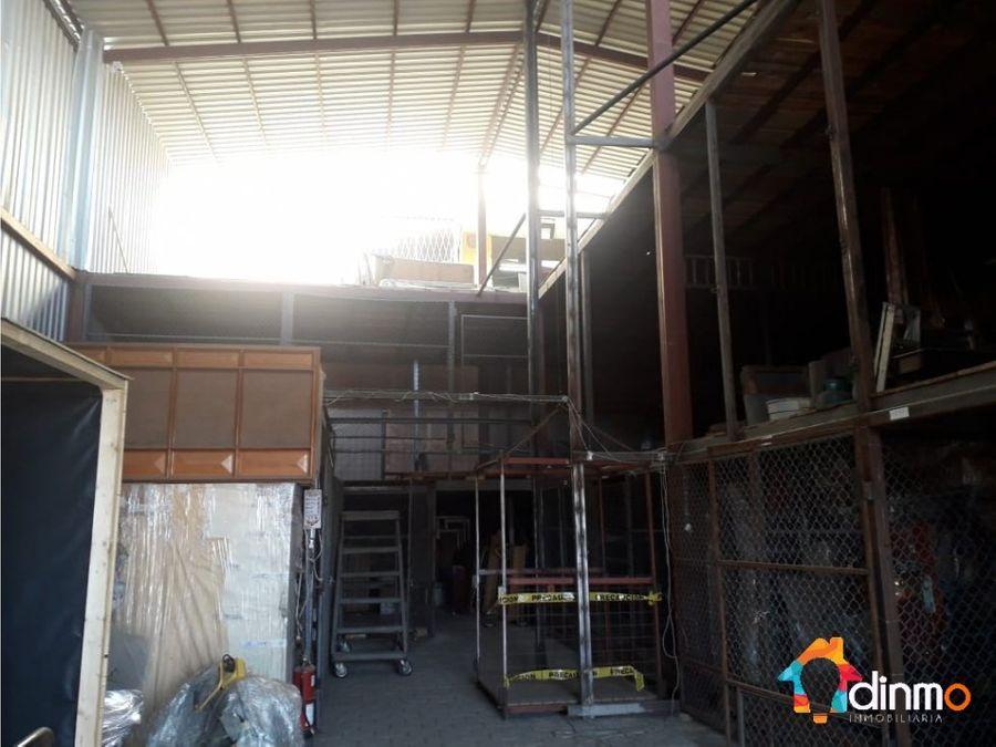 d oportunidad galpon y oficinas 1300 m2 venta