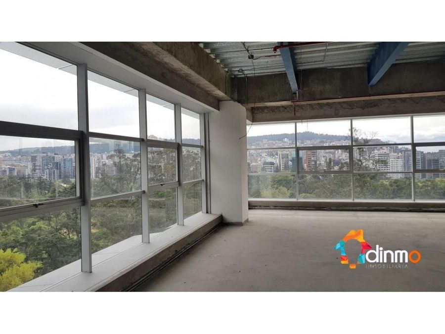 oficina 600 m2 por estrenar vista al parque