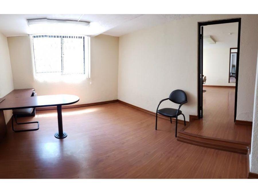 casa para oficinas arriendo pradera flacso